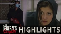 Rhian fights off Tiago's men while escaping from the hospital | The Generals Daughter