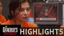 Rhian is surprised by his father's escape | The Generals Daughter