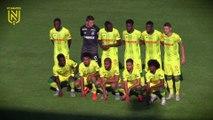 Le résumé de Stade Nyonnais - FC Nantes (0-1)