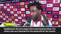 """Eng Sub """"Ivory Coast will improve"""" – hero Zaha sends his country to AFCON quarters"""