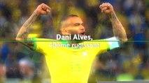 Brésil - Dani Alves, 40ème rugissant