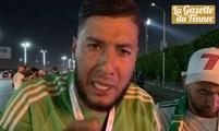 """Salim """"Supporter Fou"""" adresse un message aux joueurs algériens !"""