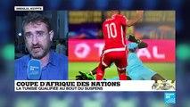 CAN-2019 : La Tunisie qualifiée pour les quarts de finale : une première depuis 2004 !