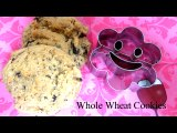 Cooking With Kids - Toys For Kids  Healthy Snacks - Whole Wheat Cookies