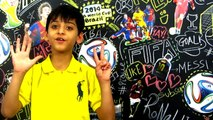 FIFA World Cup 2014 - Kids talking about their favorite football team