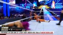 WM33 Sasha Banks vs Bayley vs Charlotte vs Nia Jax