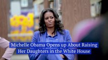 Michelle Obama Reflects On White House Living