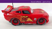 Disney Pixar Cars2 Toys - Ultimate RC McQueen Toy Review - Toys For Kids