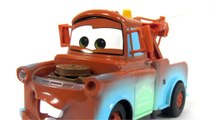 Disney Pixar Cars2 Toys - RC Champion Series Tow Mater Toy Review - Toys For Kids