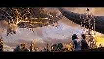 Alita Battle Angel Movie - Extended Clip - 10 Full Minutes