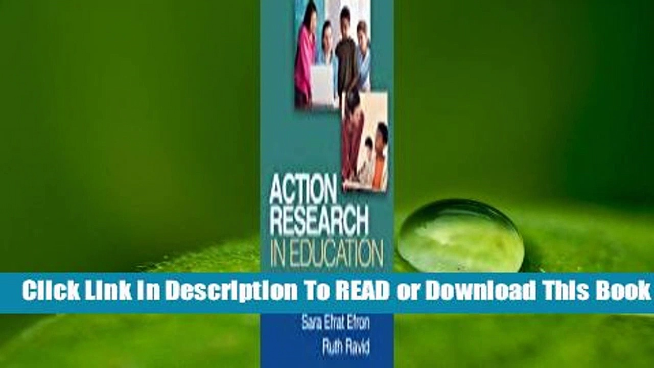 Online Action Research in Education: A Practical Guide  For Online