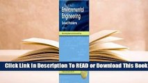 Full E-book Environmental Engineering Solved Problems  For Kindle