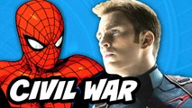 Captain America 3 Civil War Preview