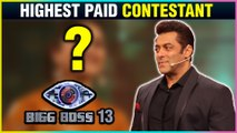 This Actress Is The HIGHEST Paid In Big Boss 13