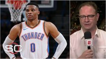 Russell Westbrook, Heat have mutual interest if Thunder trade him - Woj _ SportsCenter