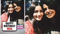 Alia Bhatt's SWEET Birthday Wish For Ranbir Kapoor's Mom Neetu Kapoor