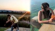 Priyanka Chopra & Nick Jonas ROMANTIC Dance, Bikini Photos Go Viral