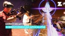 Melhores experiências em Realidade Virtual: Teste de sobrevivência