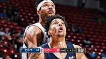 Memphis Grizzlies vs LA Clippers - Full Game Highlights _ July 7, 2019 _ NBA Summer League