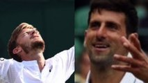 """Wimbledon 2019 - David Goffin est en quarts : """"Ce n'était pas une obsession (...) Wimbledon c'est le tournoi où je veux briller"""""""