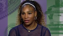 """Wimbledon 2019 - Serena Williams : """"I can finally play tennis ... I really want to continue"""""""