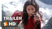 Mulan Teaser Trailer #1 (2020) - MOVIE TRAILER - HK