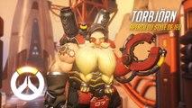Overwatch - Présentation du héros Torbjörn