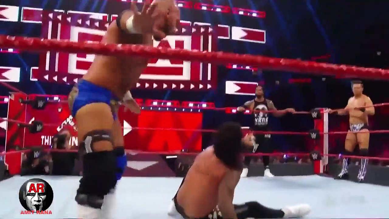 WWE RAW Highlights 8 July 2019 HD – WWE Monday Night RAW 7_8_19 Highlights HD