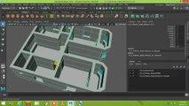 House Modeling Basics Hindi Part 5 ! How to model a door lock in Maya! Maya tutorial Hindi! make door lock! Create a key! model lock key! 3 d mode Hindi! Autodesk Maya. Animation training. modeling class!