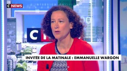 Emmanuelle Wargon - CNews mardi 9 juillet 2019