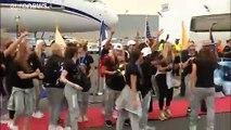 Le retour triomphal des championnes du Mondial 2019 aux Etats-Unis
