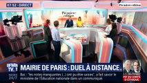 L'édito de Christophe Barbier: Mairie de Paris, duel à distance