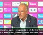 """Transferts - Rummenigge : """"Hernandez, un joueur fait pour le Bayern Munich"""""""