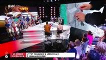 Le monde de Macron : L'État condamné à verser 500 euros à Salah Abdeslam - 09/07