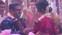 Salman Khan & Katrina Kaif's marriage video goes VIRAL from Bharat   FilmiBeat