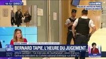Bernard Tapie a été relaxé pour escroquerie dans l'affaire de l'arbitrage sur son contentieux avec le Crédit Lyonnais