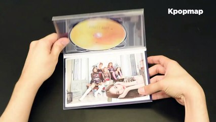 """[Unboxing] PURPLE BECK 1st Album """"Crystal Ball"""" Unboxing"""
