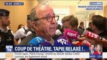 Procès Tapie: l'ex-avocat de Bernard Tapie, Maurice Lantourne, est aussi relaxé de l'infraction d'escroquerie dans l'affaire de l'arbritrage