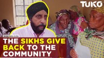 The Sikhs give back to communities in Kenya