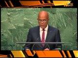 70ème Assemblée Générale de l'ONU - Discours du président d 'Haïti Michel Joseph Martelly