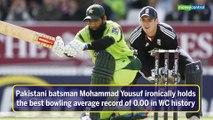 Cricket WC records
