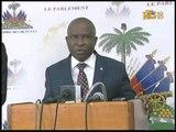 Visite de l'Ambassadeur de l'UE en Haïti, Vincent DEGERT à la chambre des Députés