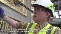 Les travaux de restauration de Big Ben devoilés à l'occasion du 160e anniversaire de l'horloge