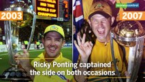 Cricket captains who led their teams to World cup Glory