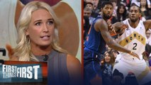 Kawhi - PG duo make Clippers the best team in the league - Sarah Kustok _ NBA _