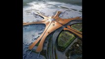 Pékin achève les travaux de construction de son deuxième aéroport, qui sera le plus grand au monde