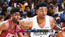 Cleveland Cavaliers vs New Orleans Pelicans - Full Highlights _ July 10, 2019 _ NBA Summer League