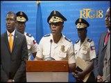 Haïti.- Conseil Supérieur de la Police Nationale (CSPN) / Conférence de presse, mardi 28 juin 2016