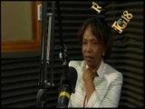 La candidate à la présidence, Edmonde Supplice Beauzile participe à lémission Dil Janl Ye sur la RTG