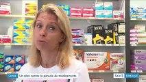 Médicaments : le plan anti-pénurie mise sur la collaboration du secteur